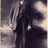 """Marshall """"Pappy"""" Greer, ca. 1910"""