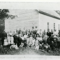 Congregation of the Bethel View Church, Circa 1900--Duplicate