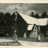 Postcard of Holy Cross Church
