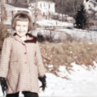 Down Home 1952, First Snow 1953, Easter 1953