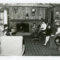Rivers Family Christmas, 1971, Image 18