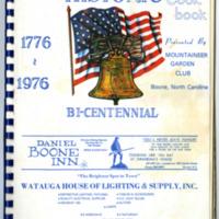 Historic Bicentennial Cookbook