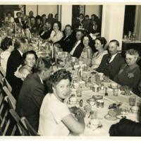 Formal Dinner, Daniel Boone Hotel, 1950s
