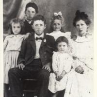 Farthing Family Children, ca. 1905