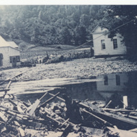 1940 Flood, Valle Crucis, NC