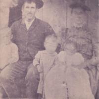 Ben Farthing Family, ca. 1893