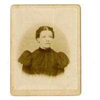 Carte de Visite, Unknown Woman