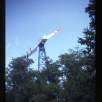 Howard's Knob Windmill, Circa 1979