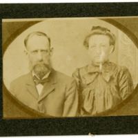 Portrait of Mr. and Mrs. Jacob Lewis