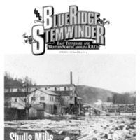 The Blue Ridge Stemwinder, Volume 14 Number 1