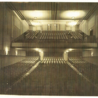 Appalachian Theatre Interior From Stage, 1938