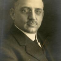 William S. Whiting Portrait Circa 1895