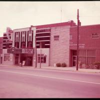 Appalachian Theatre Facade, circa 1965