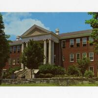 Appalachian State Administration Building Postcard