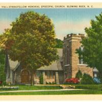 Stringfellow Memorial Episcopal Church Postcard