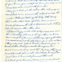 Mrs. W. W. Mast to Mr. William T. Mast, March 19, 1949