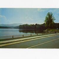 Julian Price Memorial Park and Lake Postcard