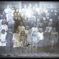 Class Photo, Bethel School, Circa 1910