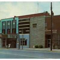 Appalachian Theatre Postcard, circa 1965